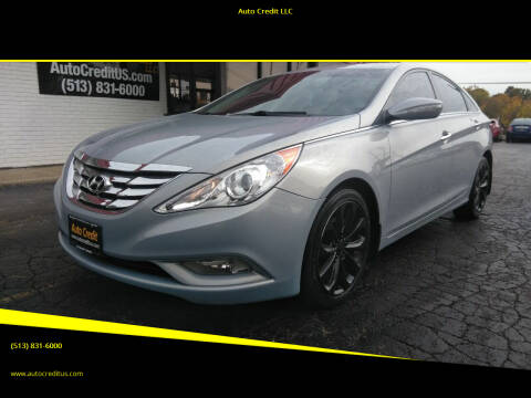 2011 Hyundai Sonata for sale at Auto Credit LLC in Milford OH
