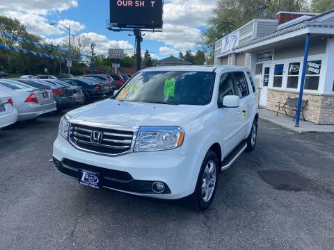 2014 Honda Pilot for sale at 1st Quality Auto in Milwaukee WI