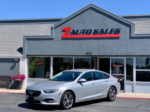 2019 Buick Regal Sportback for sale at Z Auto Sales in Boise ID