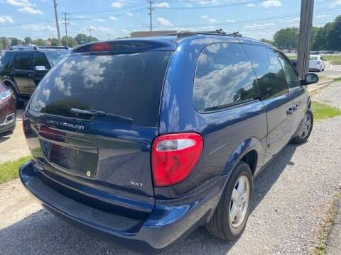 2005 Dodge Grand Caravan for sale at English Autos in Grove City PA