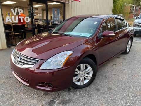 2012 Nissan Altima for sale at VP Auto in Greenville SC