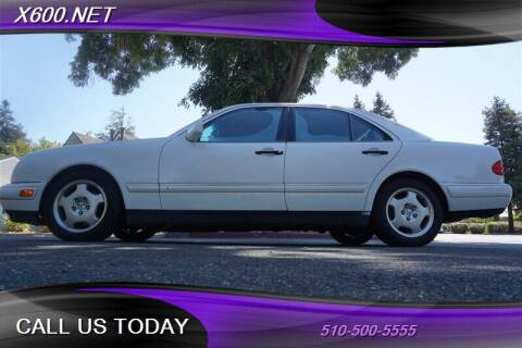 1999 Mercedes-Benz E-Class for sale at The Dealer in Fremont CA