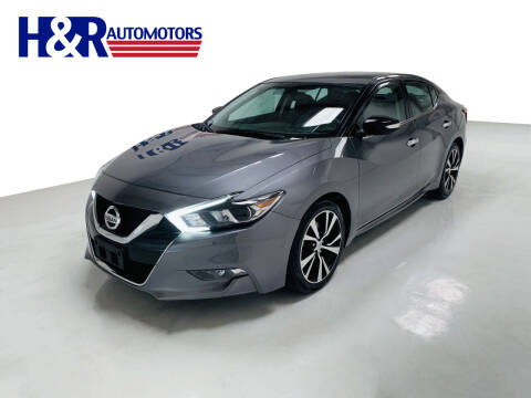2018 Nissan Maxima for sale at H&R Auto Motors in San Antonio TX
