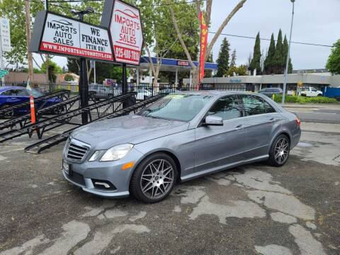 2011 Mercedes-Benz E-Class for sale at Imports Auto Sales & Service in San Leandro CA