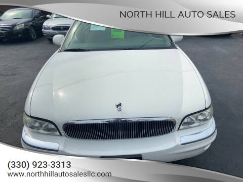 2003 Buick Park Avenue for sale at North Hill Auto Sales in Akron OH