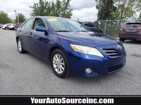 2011 Toyota Camry for sale at Your Auto Source in York PA