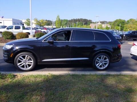 2017 Audi Q7 for sale at Southern Auto Solutions - Lou Sobh Honda in Marietta GA