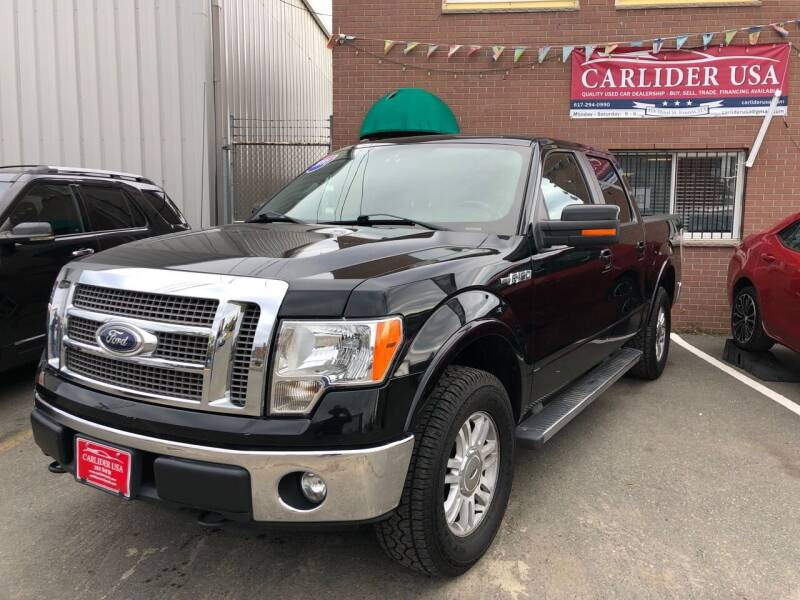 2011 Ford F-150 for sale at Carlider USA in Everett MA