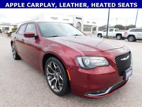 2018 Chrysler 300 for sale at Stanley Chrysler Dodge Jeep Ram Gatesville in Gatesville TX
