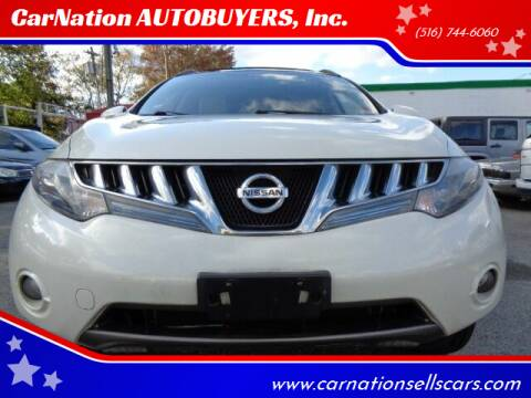 2010 Nissan Murano for sale at CarNation AUTOBUYERS, Inc. in Rockville Centre NY