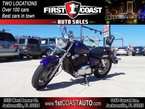 2004 Honda Shadow Sabre for sale at 1st Coast Auto -Cassat Avenue in Jacksonville FL