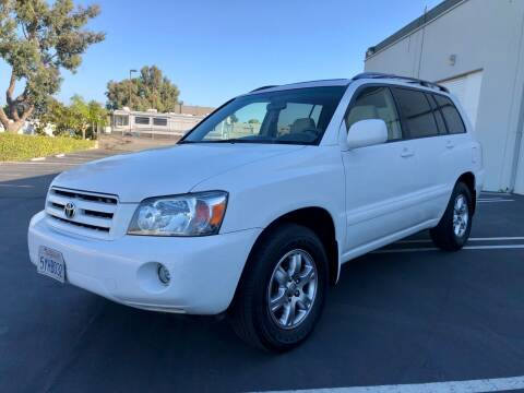 2007 Toyota Highlander for sale at Autos Direct in Costa Mesa CA