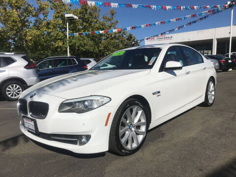 2011 BMW 5 Series for sale at Autos Wholesale in Hayward CA