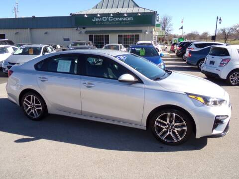 2019 Kia Forte for sale at Jim O'Connor Select Auto in Oconomowoc WI