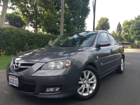 2008 Mazda MAZDA3 for sale at Valley Coach Co Sales & Lsng in Van Nuys CA