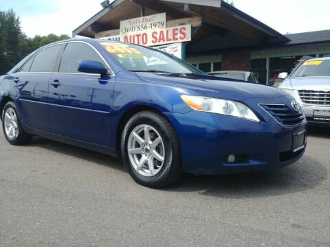 2007 Toyota Camry for sale at Low Auto Sales in Sedro Woolley WA