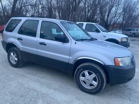 2003 Ford Escape for sale at Kansas Car Finder in Valley Falls KS