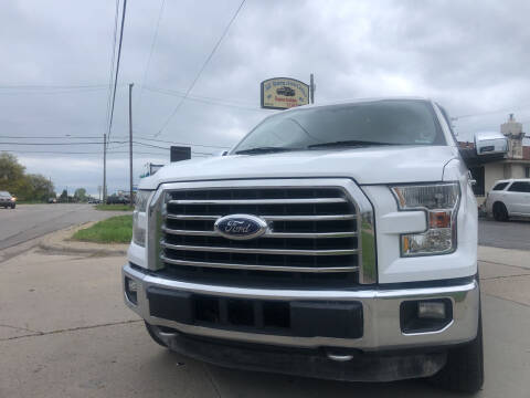 2015 Ford F-150 for sale at All Starz Auto Center Inc in Redford MI