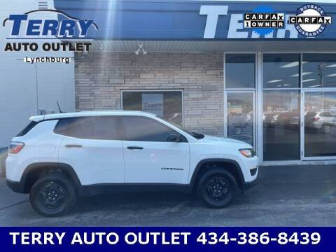 2021 Jeep Compass for sale at Terry Auto Outlet in Lynchburg VA