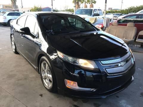 2012 Chevrolet Volt for sale at CENTURY MOTORS - Fresno in Fresno CA