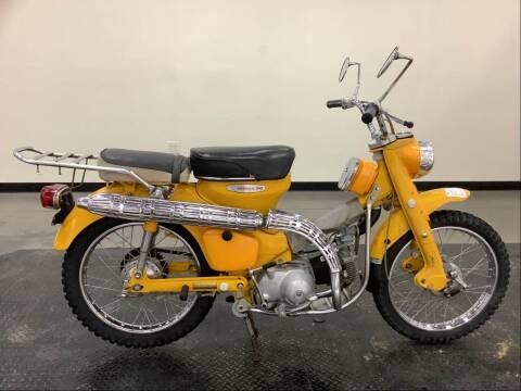 1967 Honda CT90 for sale at Eastside Auto Sales in El Paso TX