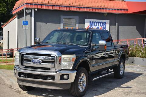 2011 Ford F-250 Super Duty for sale at Motor Car Concepts II - Kirkman Location in Orlando FL