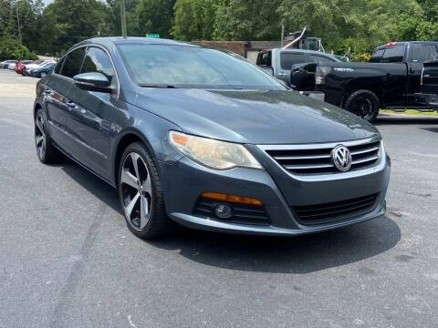 2010 Volkswagen CC for sale at Luxury Auto Innovations in Flowery Branch GA