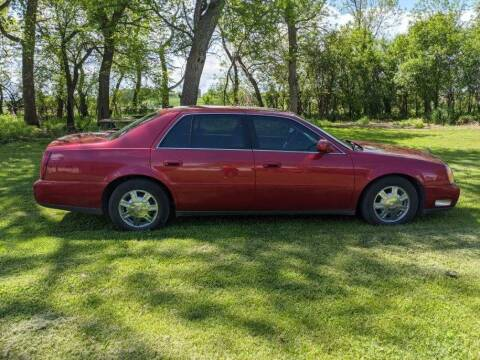 2005 Cadillac DeVille for sale at SS Auto Sales in Brookings SD