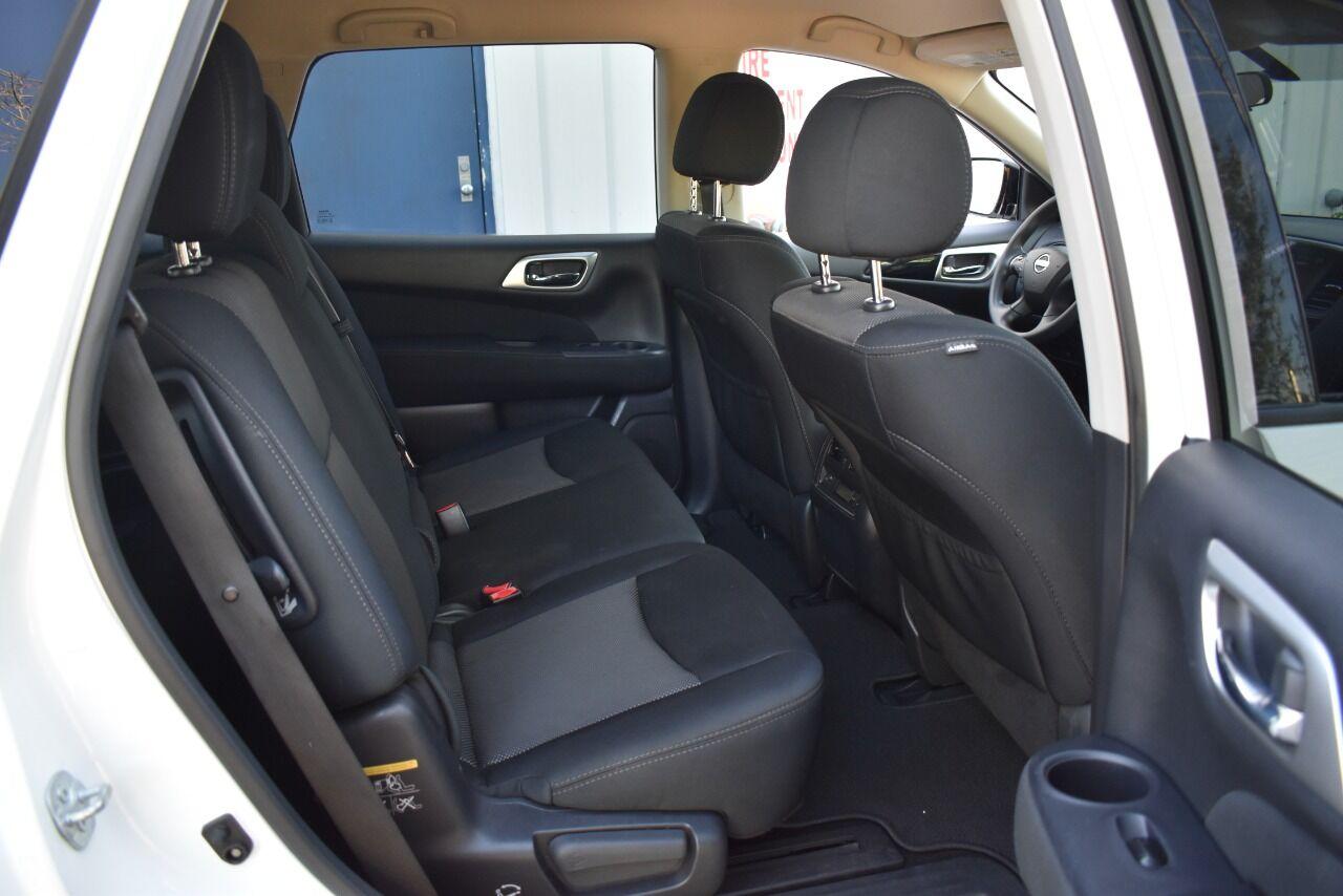 2017 Nissan Pathfinder S 4×4 4dr SUV full