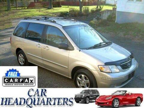 2001 Mazda MPV for sale at CAR  HEADQUARTERS in New Windsor NY