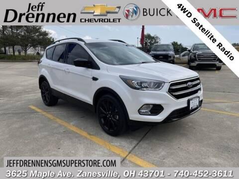2019 Ford Escape for sale at Jeff Drennen GM Superstore in Zanesville OH