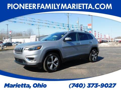2019 Jeep Cherokee for sale at Pioneer Family auto in Marietta OH