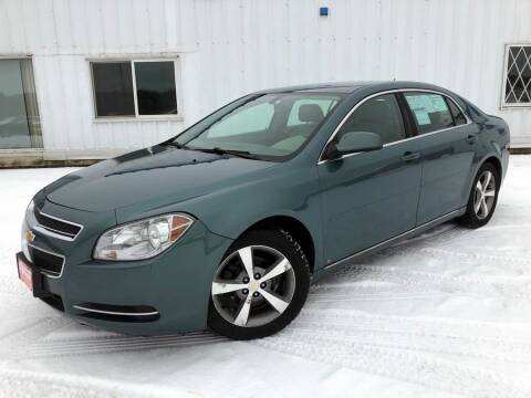2009 Chevrolet Malibu for sale at STATELINE CHEVROLET BUICK GMC in Iron River MI