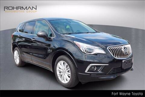 2018 Buick Envision for sale at BOB ROHRMAN FORT WAYNE TOYOTA in Fort Wayne IN