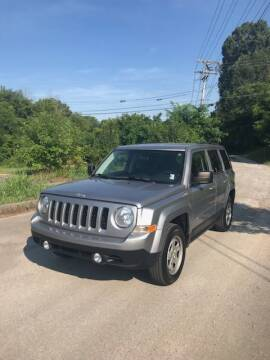 2014 Jeep Patriot for sale at Dependable Motors in Lenoir City TN