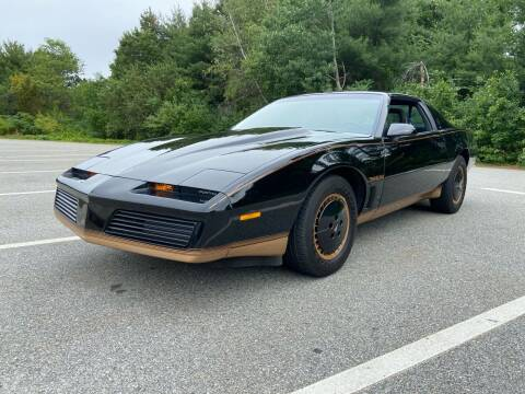 1982 Pontiac Firebird for sale at Clair Classics in Westford MA