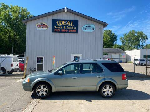 2005 Ford Freestyle for sale at IDEAL TRUCK & AUTO LLC in Coopersville MI