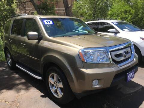 2011 Honda Pilot for sale at 4X4 Auto Sales in Durango CO