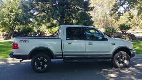 2003 Ford F-150 for sale at Deanas Auto Biz in Pendleton OR