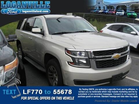 2015 Chevrolet Tahoe for sale at Loganville Quick Lane and Tire Center in Loganville GA