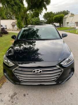 2018 Hyundai Elantra for sale at Roadmaster Auto Sales in Pompano Beach FL