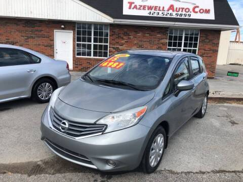 2015 Nissan Versa Note for sale at tazewellauto.com in Tazewell TN