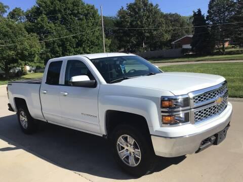 2015 Chevrolet Silverado 1500 for sale at Bam Motors in Dallas Center IA