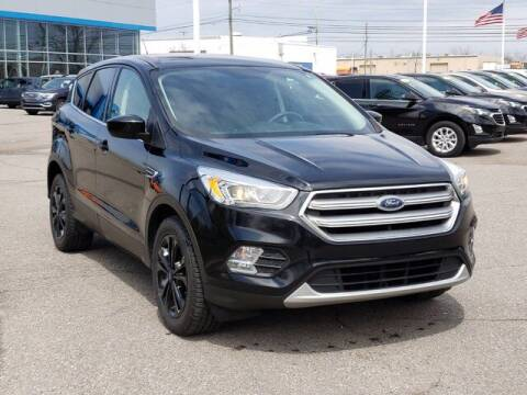 2017 Ford Escape for sale at Jimmys Car Deals in Livonia MI