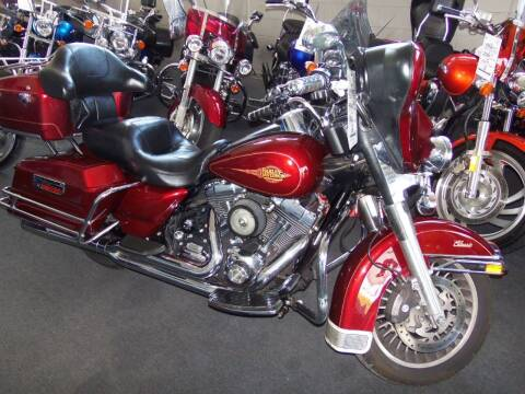 2010 Harley-Davidson FLHTC ELECTRA GLIDE CLASSIC for sale at Fulmer Auto Cycle Sales - Fulmer Auto Sales in Easton PA