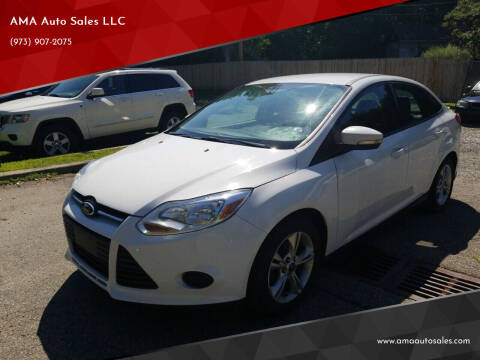 2013 Ford Focus for sale at AMA Auto Sales LLC in Ringwood NJ