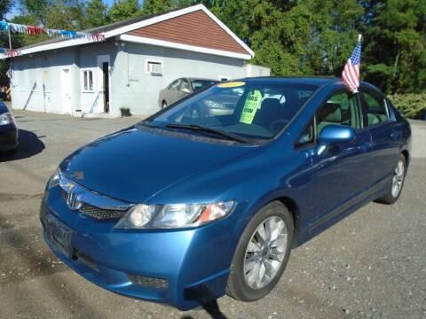2011 Honda Civic for sale at Taunton Auto & Truck Sales in Taunton MA