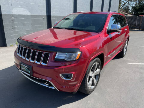 2015 Jeep Grand Cherokee for sale at APX Auto Brokers in Lynnwood WA