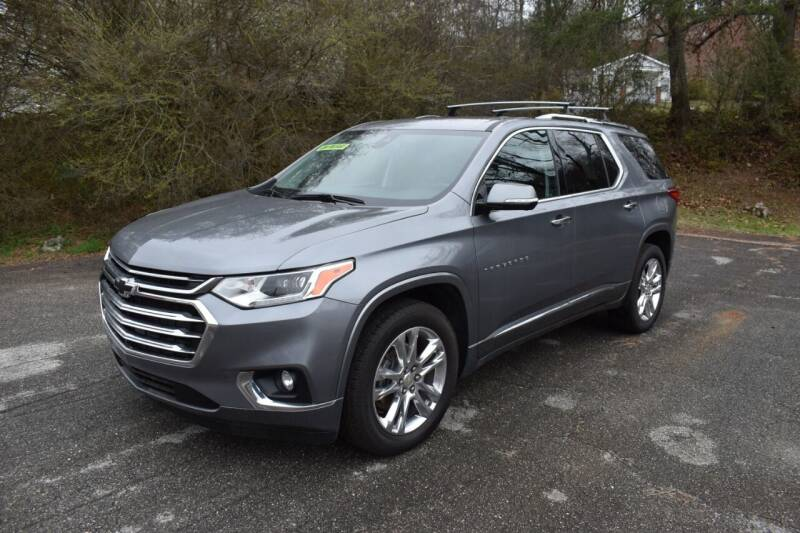 2020 Chevrolet Traverse for sale at Gamble Motor Co in La Follette TN