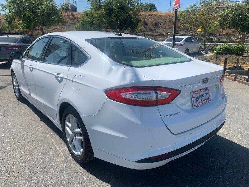 2016 Ford Fusion SE 4dr Sedan - Riverside CA